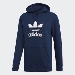 TREFOIL HOODIE CONAVY|WHI Adidas EJ9682