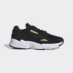 Кроссовки женские FALCON W CBLACK|GOL Adidas FU6898