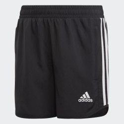 Детские шорты JG TR EQ WV L S BLACK|WHIT Adidas FM5815