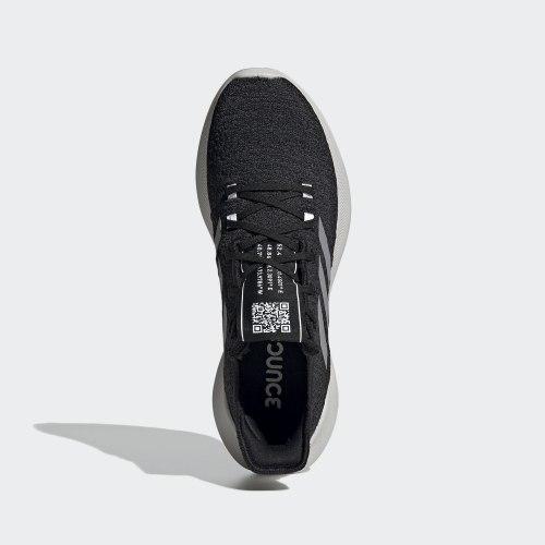 Кроссовки для бега мужские SenseBOUNCE + M CBLACK SIL Adidas G27364