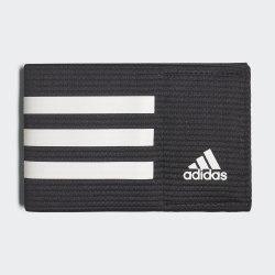 Капитанская повязка FB CAPT ARMBAND BLACK WHIT Adidas CF1051