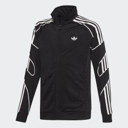 Детская толстовка FLAMESTRK TT BLACK|WHIT Adidas DW3860