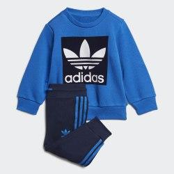Костюм для малышей CREW SET BLUBIR CON Adidas ED7684