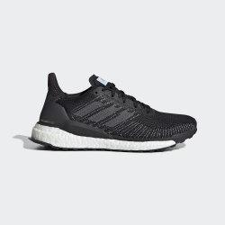 Кроссовки для бега женские SOLAR BOOST 19 W CBLACK|GRE Adidas EF1416