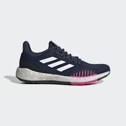 Кроссовки для бега женские PulseBOOST HD WNTR CONAVY|FTW Adidas EF8909