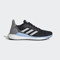 Кроссовки для бега женские SOLAR GLIDE 19 W CBLACK|GRE Adidas G28038