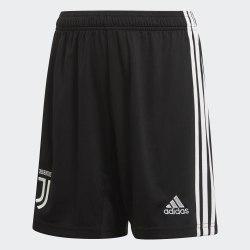 Детские игровые шорты JUVE H SHO Y BLACK|WHIT Adidas DW5451