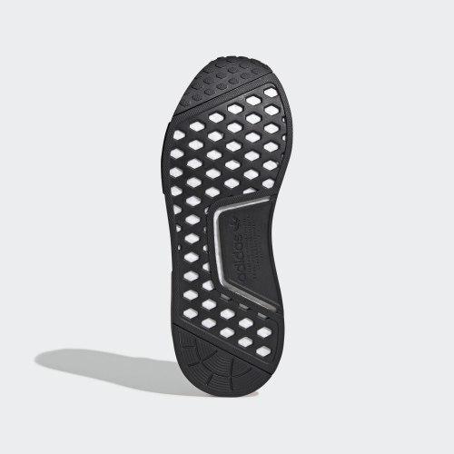 Кроссовки для бега мужские NMD_R1 CBLACK MET Adidas FV3907
