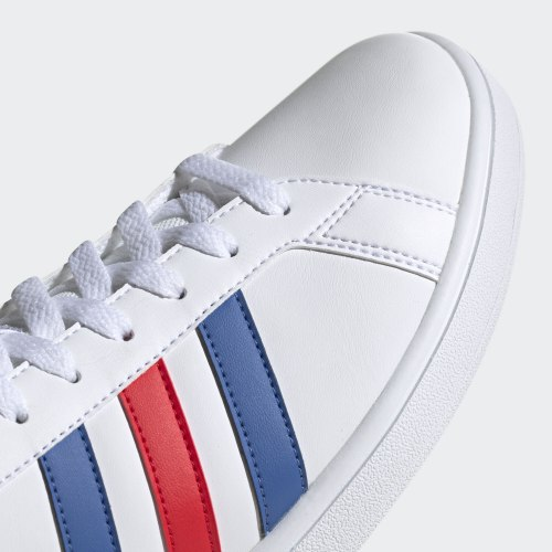 Кроссовки мужские GRAND COURT BASE FTWWHT|BLU Adidas EE7901