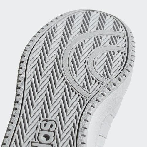 Высокие кроссовки мужские HOOPS 2.0 MID FTWWHT|FTW Adidas F34813