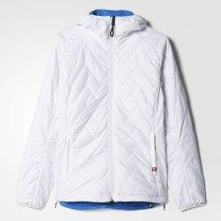 Женская куртка W ALPLOFT HO J RAYBLU|NON Adidas AP8731