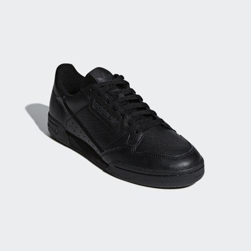 Кроссовки мужские CONTINENTAL 80 CBLACK|CBL Adidas BD7657