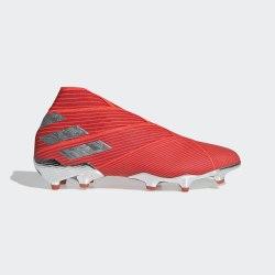 Футбольные бутсы NEMEZIZ 19+ FG ACTRED SIL Adidas F34404 (последний размер)