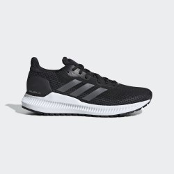 Кроссовки для бега женские SOLAR BLAZE W CBLACK|GRE Adidas EF0820