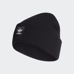 Шапка AC CUFF KNIT BLACK Adidas ED8712