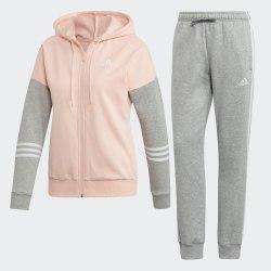 Женский спортивный костюм WTS CO ENERGIZE GLOPNK|MGR Adidas DZ8712