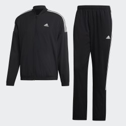 Мужской спортивный костюм MTS WV LIGHT BLACK|BLAC Adidas DV2466