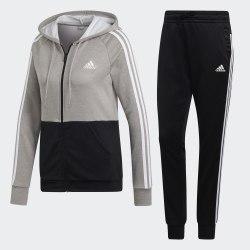 Женский спортивный костюм WTS Game Time MGSOGR|BLA Adidas DV2432