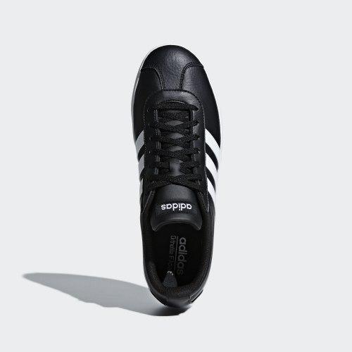 Кеды мужские VL COURT 2.0 CBLACK FTW Adidas B43814