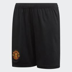 Детские шорты MUFC H SHO Y BLACK|REAR Adidas CG0053
