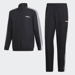 Мужской спортивный костюм MTS 3S WV C BLACK|BLAC Adidas DV2464