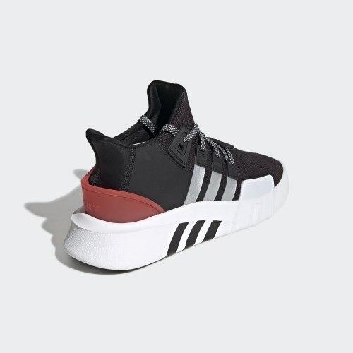 Мужские высокие кроссовки EQT BASK ADV CBLACK|SIL Adidas EE5024
