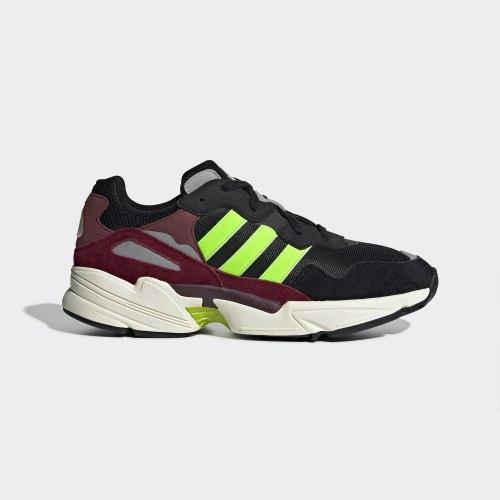 Мужские кроссовки YUNG-96 CBLACK SGR Adidas EE7247