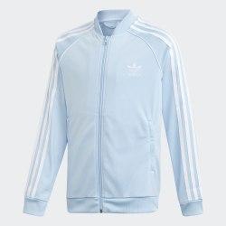 Детская олимпийка SUPERSTAR TOP CLESKY|WHI Adidas DW5190