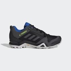 Мужские треккинговые кроссовки TERREX AX3 CBLACK|DGS Adidas EF3314