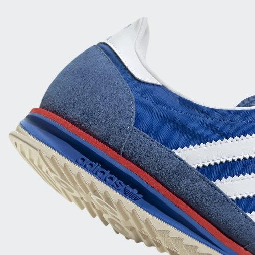 Мужские кроссовки SL 72 BLUE|FTWWH Adidas EG6849