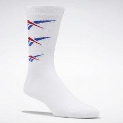 Высокие носки CL Repeat Vector So WHITE Reebok FP7946