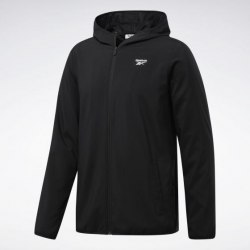 Мужская ветровка TE Woven Jacket BLACK Reebok FP9172