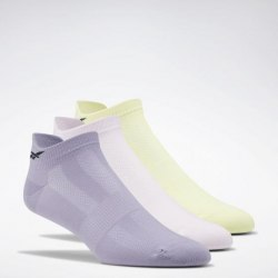 Комплект носков (3 пары) TECH STYLE TR W 3P LEMGLW|PIX Reebok FQ6249
