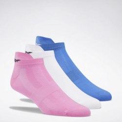 Комплект носков (3 пары) TECH STYLE TR W 3P POSPNK|WHI Reebok FQ6250