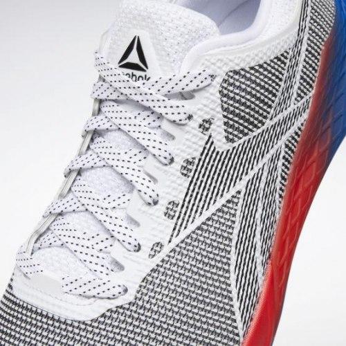 Мужские кроссовки для тренировок REEBOK NANO 9 WHITE|BLAC Reebok FU7563