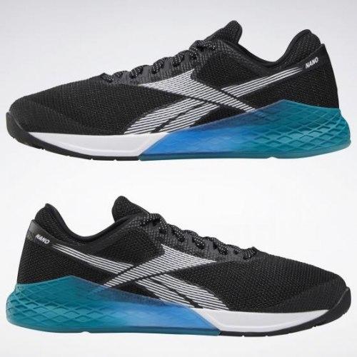 Мужские кроссовки для тренировок REEBOK NANO 9 BLACK|SEAT Reebok FU7564