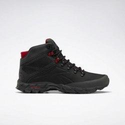 Мужские треккинговые ботинки TRAIL CHASER II MID BLACK|FLAR Reebok FU8507