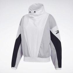 Женская накидка для тренировок SH Woven Cover Up WHITE Reebok FK5370