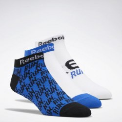 Комплект носков (3 пары) RUN CLUB MENS 3P SO HUMBLU|WHI Reebok FL5471