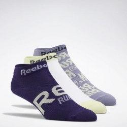 Комплект носков (3 пары) RUN CLUB WOMENS 3P VIOHAZ|WHI Reebok FL5472