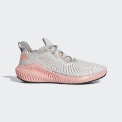 Женские кроссовки для бега alphabounce 3 w DSHGRY|GLO Adidas EG1387