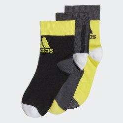 Комплект носков детских (3 пары) LK ANKLE S 3PP GRESIX|BLA Adidas FN0993