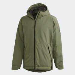 Мужская куртка URBAN INSUL JKT LEGGRN Adidas FI7148