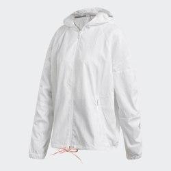 Женская ветровка W.N.D JKT AIQ1 WHITE|GLOP Adidas FK3323