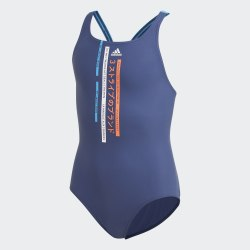 Детский купальник YA SWIM SUIT TECIND|WHI Adidas FL8660