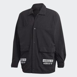 Мужская куртка FS COAT L JKT BLACK Adidas FM2232