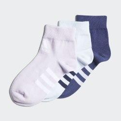 Комплект носков детский (3 пары) KIDS ANKLE 3P TECIND|SKY Adidas FM2339
