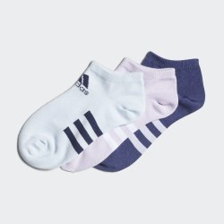 Комплект носков детских (3 пары) KIDS LOW CUT 3P TECIND|SKY Adidas FM2343