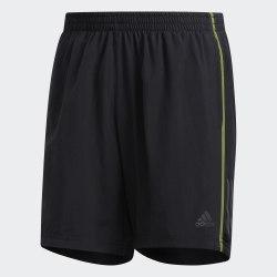 Мужские шорты OWN THE RUN SH BLACK|TECO Adidas DZ7621