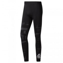 Мужские тайтсы OST Comp Tight - AO COLGR7 Reebok DP6557
